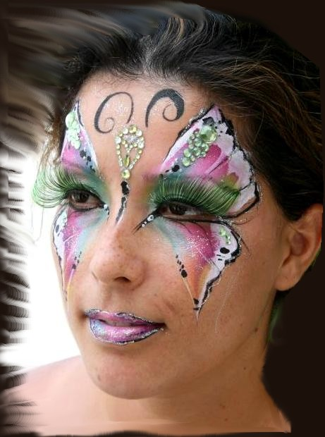 Proms, Entertainment for Corporate Parties and Dances Face Painting Claremont